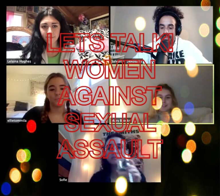 Let's Talk: Women Against Sexual Assault | UPDATE SHOW