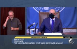 Inslee Press Conference COVID 19