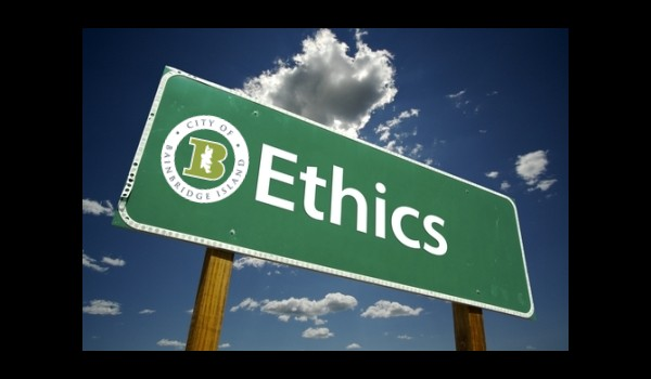 city of bainbridge island ethics