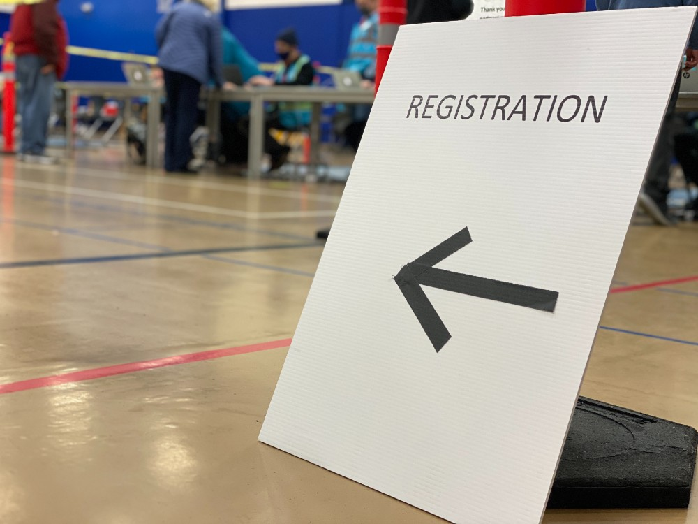Bainbridge Island Community Vaccination Clinic REGISTRATION